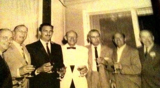 The Segarini Brothers and Al Figone