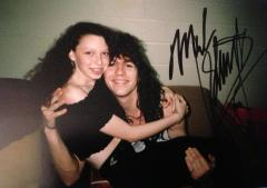 Amy and Mark Slaughter