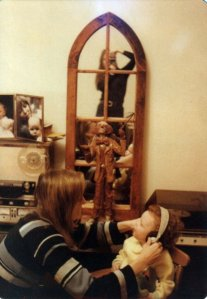 cheryl and Amy Montreal 1977