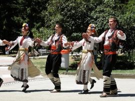 happy bulgarians