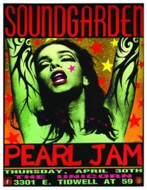Poster Soundgarden
