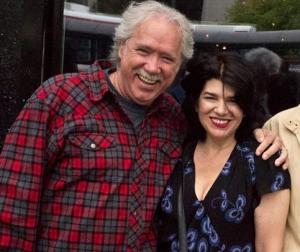 Bruce Good and Beth Bocaird at Reggies