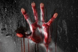 terror hand
