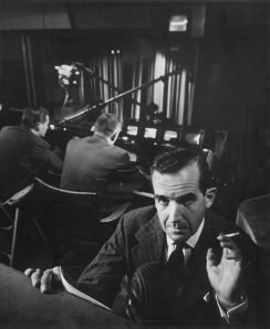 Portrait of Edward R. Murrow