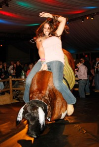 mechanical bull
