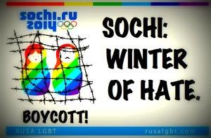 Sochi gay