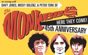 monkees+45th+tour