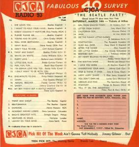1964-03-08 CJCA chart inside