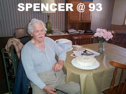Spencer Vernon at 93