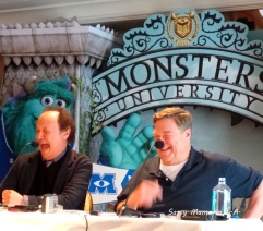 billy crystal john goodman monsters university