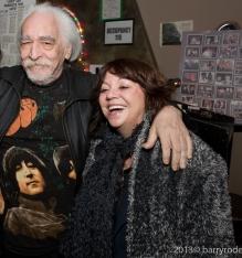 Bob and Roxy Joey Cee's Party January 2013