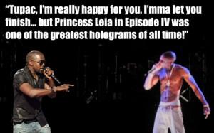 Coachella Kanye and Tupac