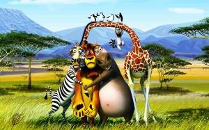 cute animated animals