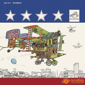 Jefferson Airplane airplane