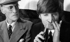 John-Lennon snorting coke