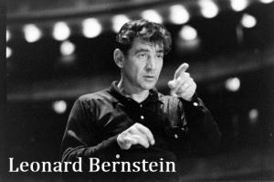 Leonard+Bernstein