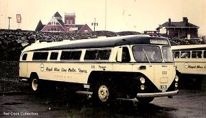 1949 Western Flyer bus