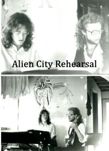 alien city rehearsal