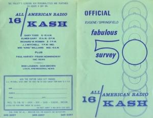 KASH chart