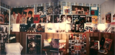 Beatles Wall
