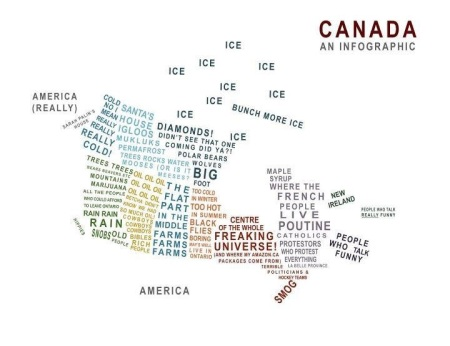 canada as seen by Toronto
