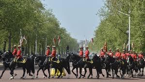 mounties for queen