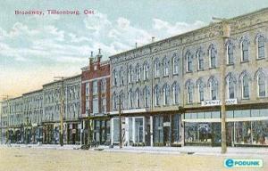 Tillsonburg