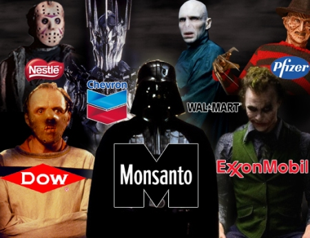 Evil corporations
