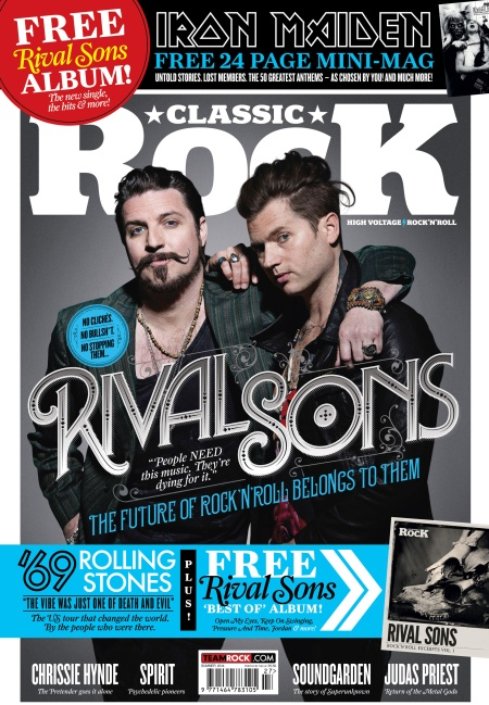 Rival Sons Classic Rock Cover