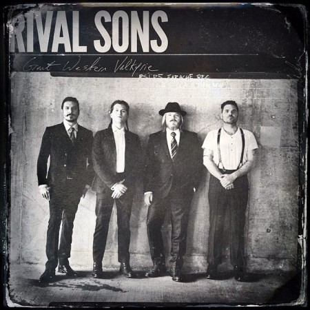 Rival Sons Valkyrie