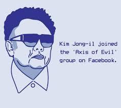 kim jong il facebook