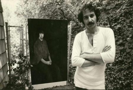 David with Portrait of Brian