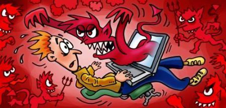 MUCH Evil Internet