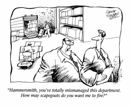 MUCH Mismanagement