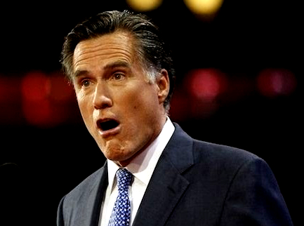 Shocked Romney