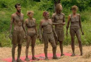 Survivors in Mud
