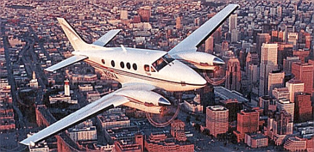 Beechcraft King Air A100
