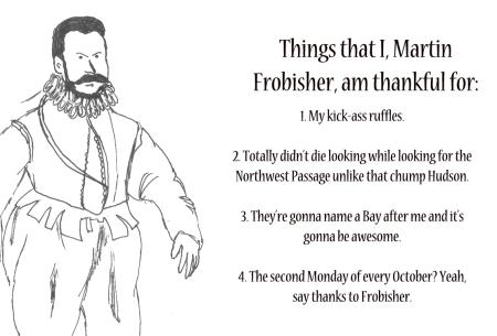 Frobisher thanksgiving