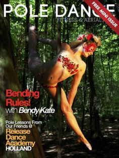 pole dancer magazine