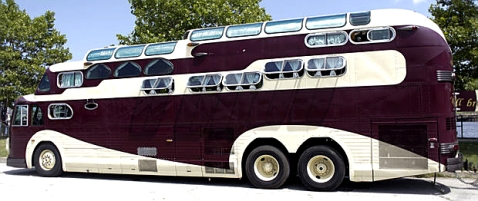 Senior Tour Bus
