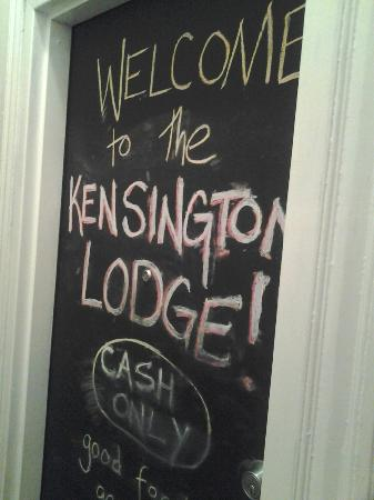 The Kensington Lodge