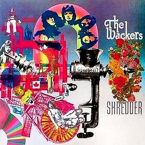 The Wackers Shredder