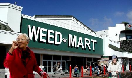 Weed-Mart