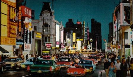 Yonge Street 1970