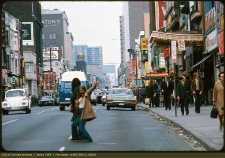 yonge street 70s