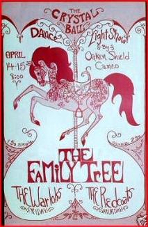 Family Tree Crystal Ballroom Poster Warloks
