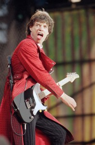 Germany Mick Jagger