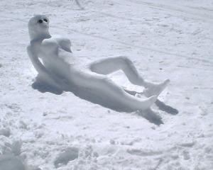 SnowWoman