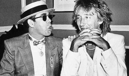 Elton and Rod
