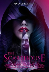 Scarehouse Official One-Sheet Poster